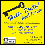 Hello Dolly Real Estate, Highland, NY
