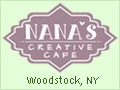 Nana's Creative Cafe in Woodstock, NY