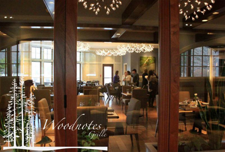 Woodnotes Grille at the Emerson, Mt. Tremper, NY