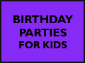 Birthday parties for kids in the Ulster County area