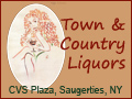 Town & Country Liquors in Saugerties, NY