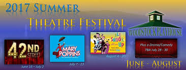 2017 Summer Seasonat the Woodstock Playhouse